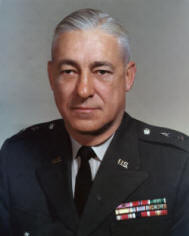 Major General Edwin Donley